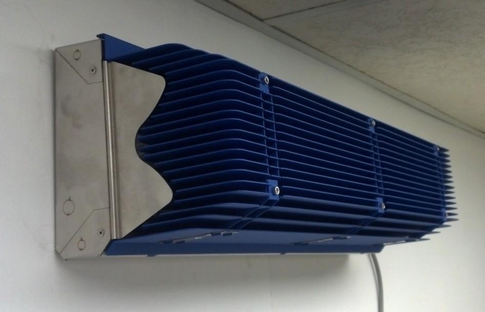 Aeromed 169 Introduces Infinity Upper Air Uv Light Using