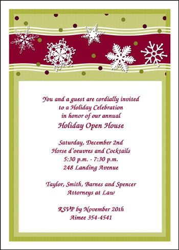 Office Christmas Party Invitations Wording was luxury invitations layout