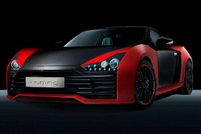 The Roding Roadster R1, by Roding