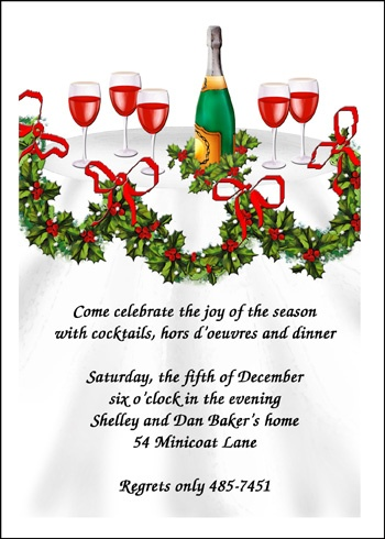 ... Christmas Invites -- Sarah Porter, www.holiday-invitations.com | PRLog