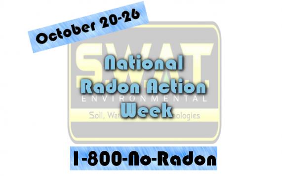 National Radon Week
