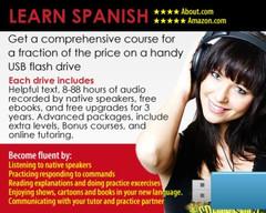 Platiquemos Spanish Course in a Flash