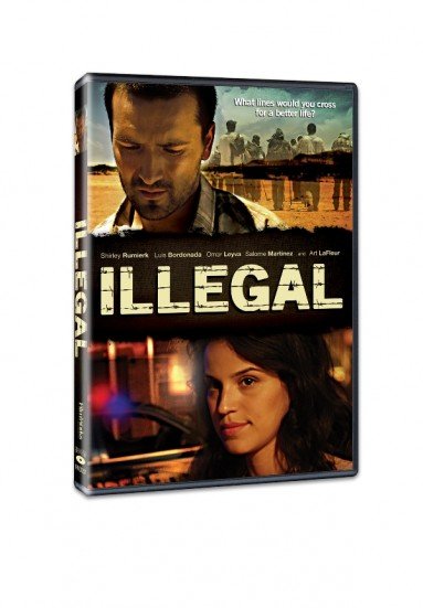 ILLEGAL DVD on Sale Now