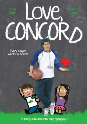 LOVE CONCORD - NOW ON DVD & VOD