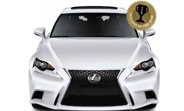 Lexus Of Melbourne Is Proud To Announce Lexus IS Wins