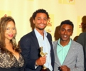 Erica Collins, Reuben Canada, Marcus Samuelsson Specialty Food Association