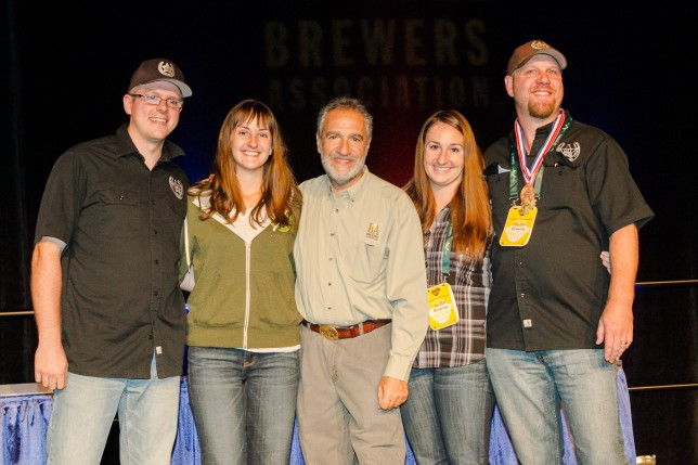 CSB receives medals at GABF