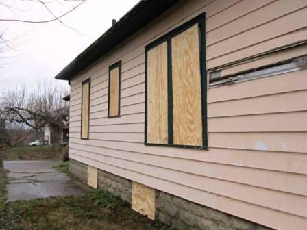 Preservation Window Boarding Securing Atlanta Vacant Homes