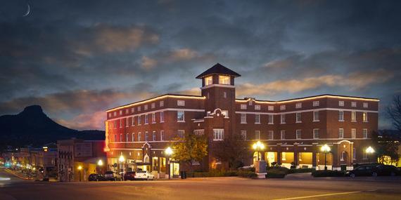 Hassayampa Inn, Prescott, AZ