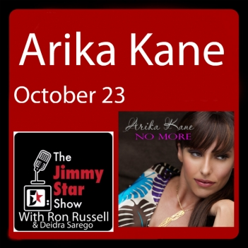 Arika Kane on The Jimmy Star Show