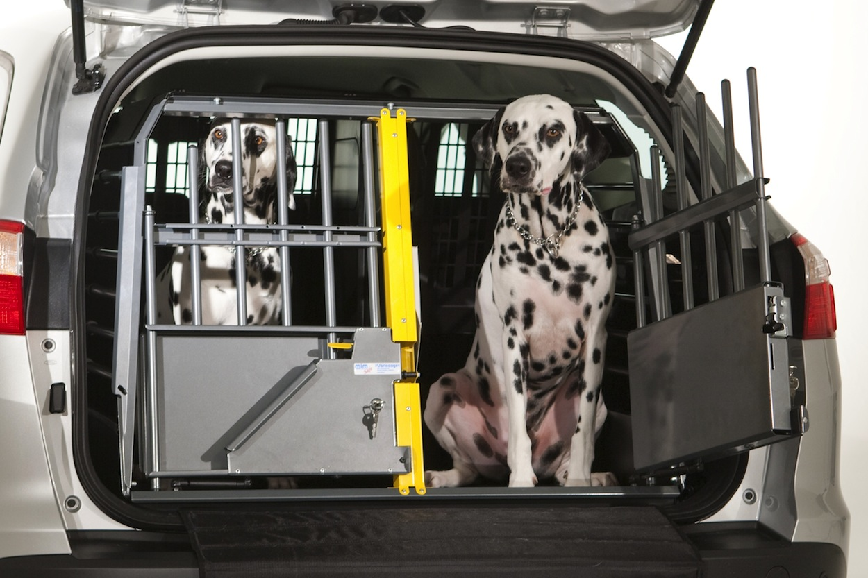 MIM Safe Variocage - Crash Tested Dog Cage