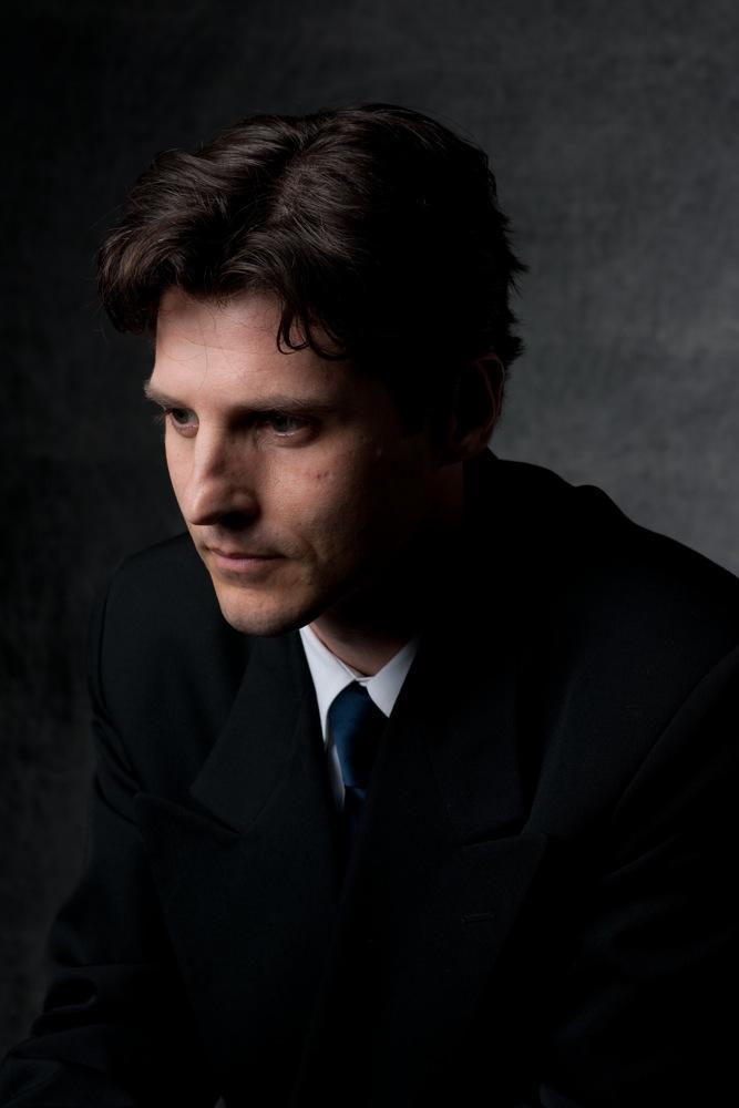 Steven Fischer in 2013 photographed by Robert Tolchin.