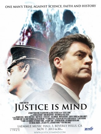Justice Is Mind - Beverly Hills - November 7