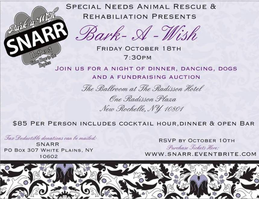 SNARR Bark-A-Wish event held at The Radisson Ballroom this ...