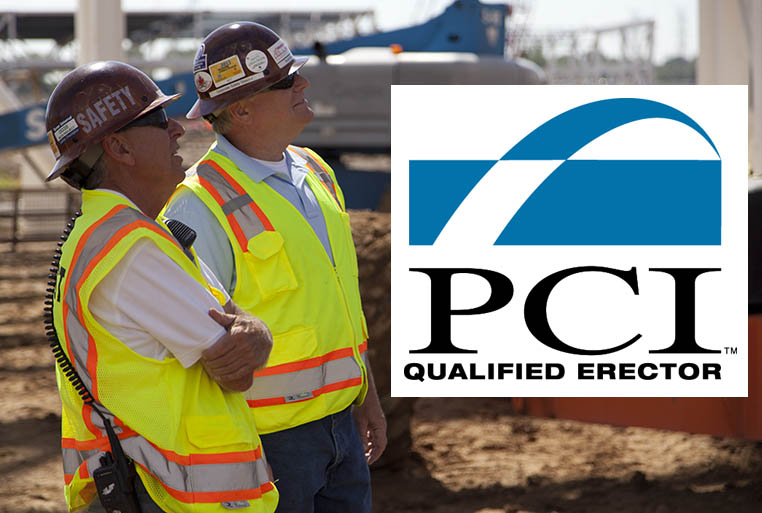 Midwest Steel is a PCI Qualified Erector