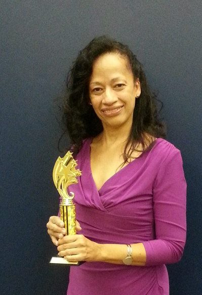 Margarita Estrada Wins 1st Place In Toastmasters Area 65 Speech Contest