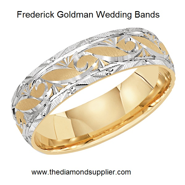 fredrick goldman wedding rings