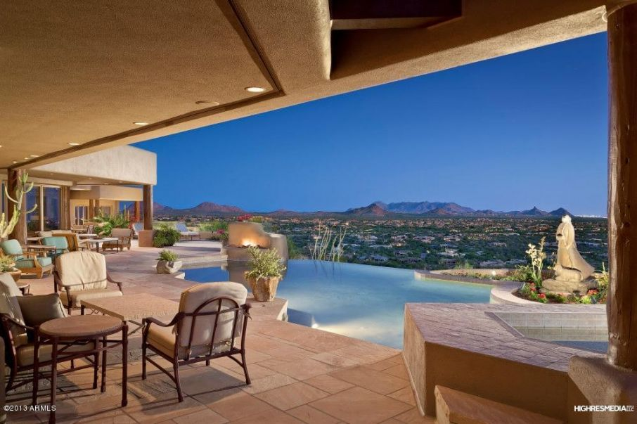 Desert mountain foreclosures bank owned homes and short for Arizona luxury homes