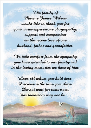 Where To Find Creative Bereavement Card Wordings Ideas Sarah