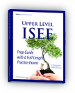 Upper Level ISEE Prep Gudie with 6 Full-Length Practice Exams