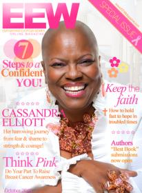 Worship leader and breast cancer warrior Cassandra Elliott Covers EEW Magazine