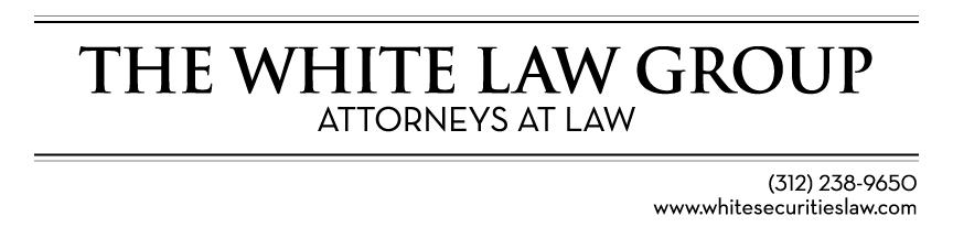 White Law Group sign