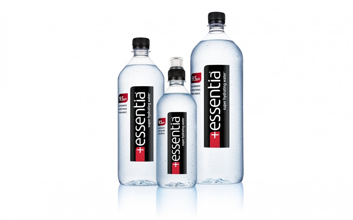 Award Winning Essentia Water
