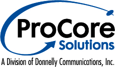 ProCore Solutions, acquired by Donnelly Communications, Inc. is PCI Compliant