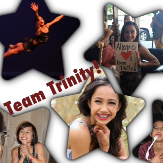 Trinity Inay - AUDC2 dancer and contestant