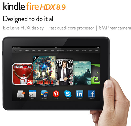 Kindle fire hdx coupon codes 2016 discount latest updates for Firebox promotion code