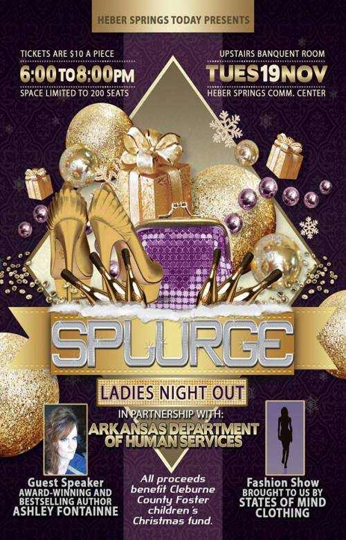 Splurge! Ladies Night Out