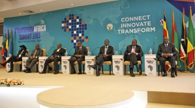 Transform Africa Heads of State Summit 2013, Kigali Rwanda