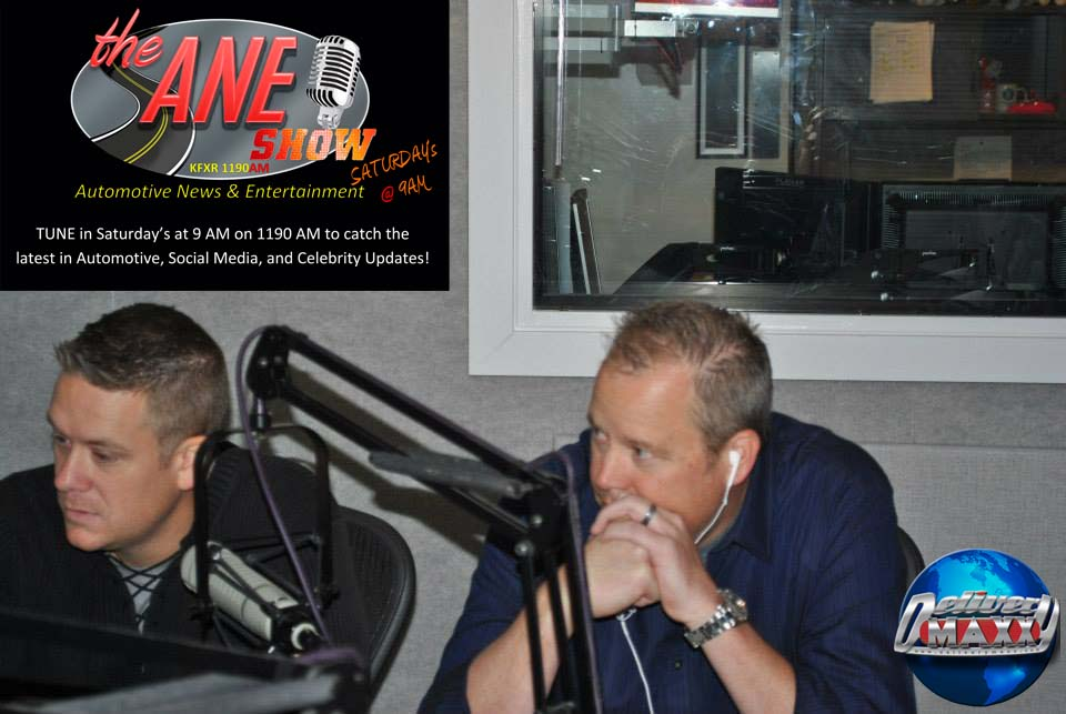 Josh Deaton & James Schaefer of DeliveryMaxx on The ANE Show- KFXR 1190AM