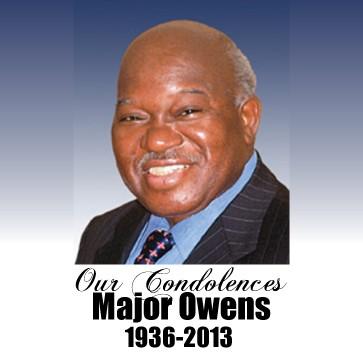 Congressman Major R. Owens