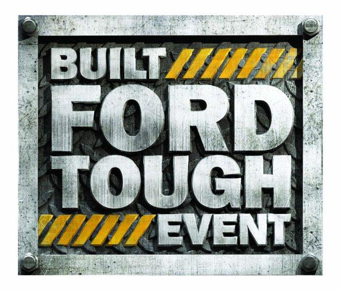 Ford Built Tough Sales Event - Layton, Utah