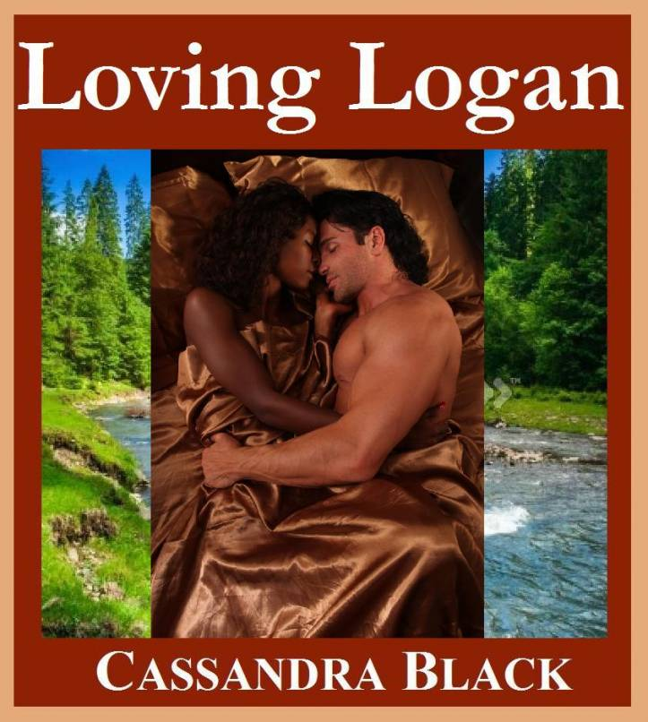 Loving Logan Book Cover by Cassandra Black