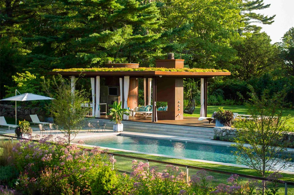 The laurelrock company wins top awards at planet 39 s for Modern homestead house designs