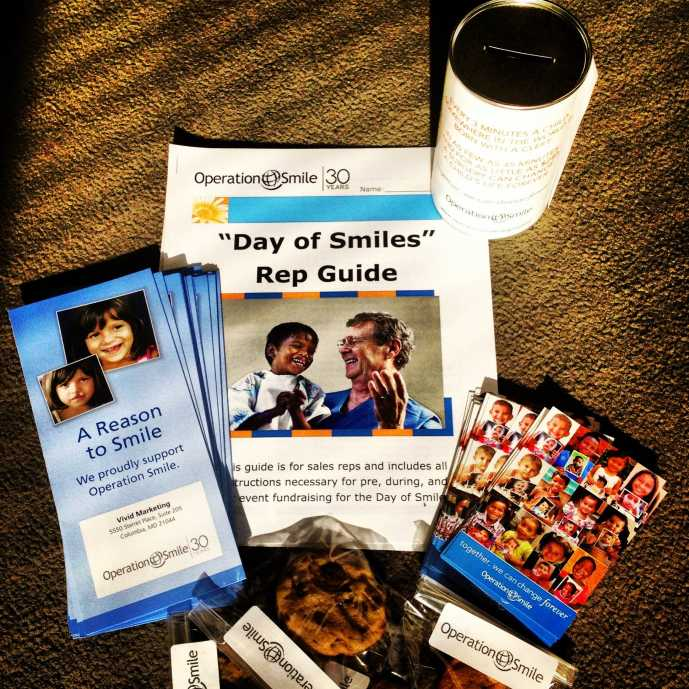 Vivid Marketing, Inc. raises $760 for Operation Smile
