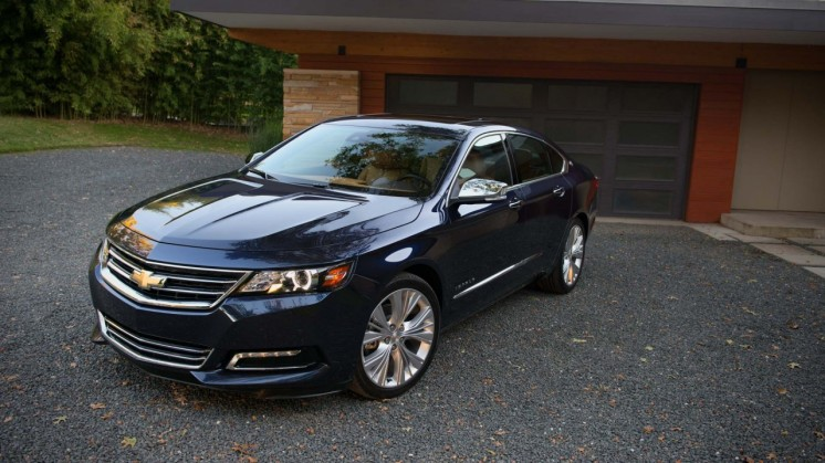 Chevrolet is Designing a Bi Fuel Impala for the US Market