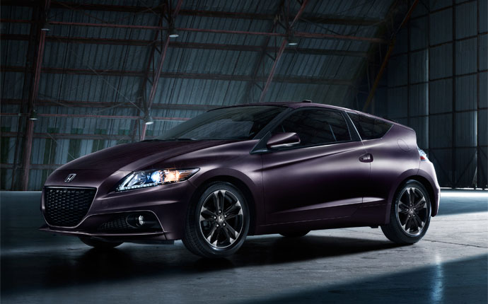 The 2014 Honda CR-Z is Coming to St. Louis