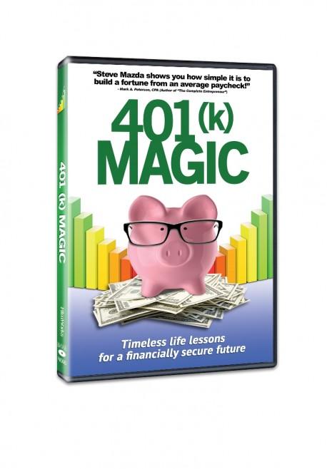 401k Magic DVD