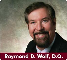 Dr Raymond Wolf - Dayton Ohio