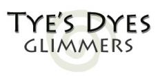 TYES DYES Glimmer Logo