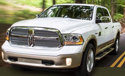 2014 Ram 1500 Eco Diesel