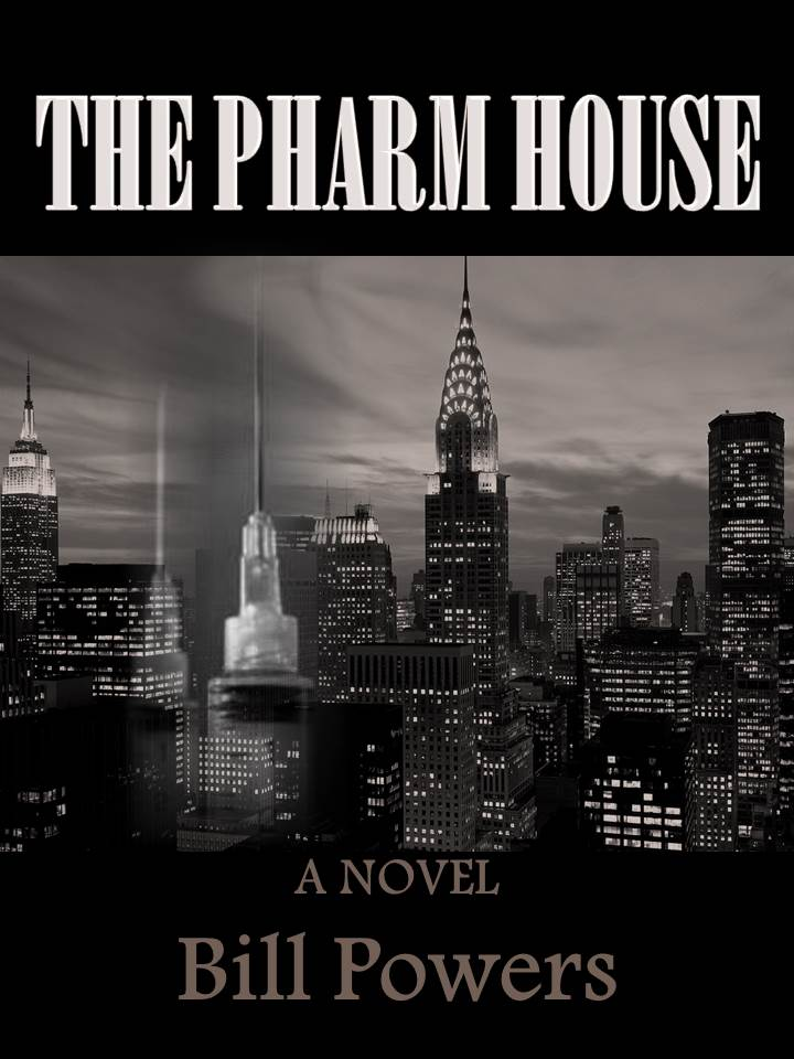 The Pharm House, by Bill Powers