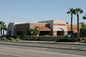 AutoZone in Palm Springs, Calif.