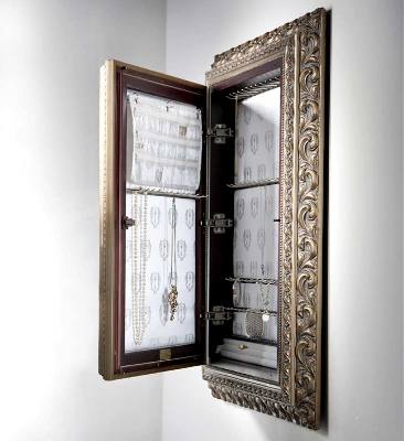 Luxury Wall Jewelry Armoire About My Blog