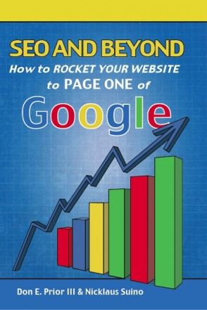 SEO Ann Arbor Book Get on Page One of Google
