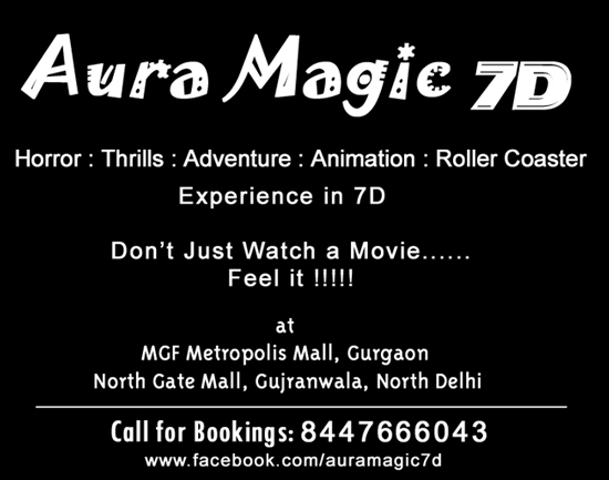 Aura Magic 7D