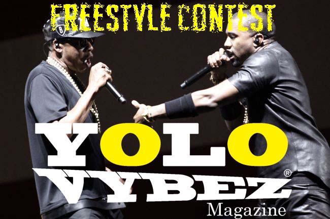 Yolovybez freestyle contest 2013